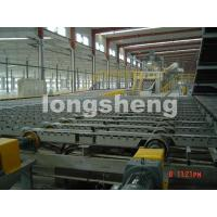Buy cheap Paper-faced gypsum board production lineNew type conductive oil large sized gypsum board p from wholesalers