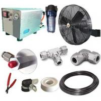 Buy cheap High pressure misting fans from wholesalers