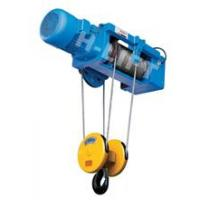 Buy cheap Foot-Mounted Wire Rope Hoist FOOT-MOUNTED ELECTRIC WIRE ROPE HOIST WHF-A TYPE product