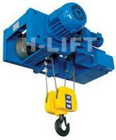 Buy cheap Low Headroom Electric Wire Rope Hoist LOW HEADROOM ELECTRIC WIRE ROPE HOIST WHL-A TYPE product