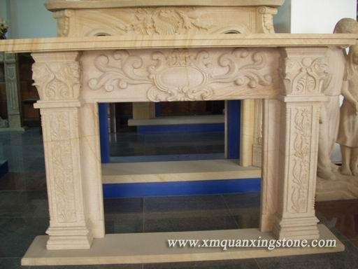 Quality Fireplace Product>> Home & Garden series >> Fireplace >> QX-EN-Fireplace-24 for sale