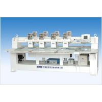Buy cheap Model:YDT-ASL608XType:automatic hot-fix sequin machineFunctions of automatic thread trimming:yesMotor:servo motorControl System:09Needles:8Heads:6 from wholesalers