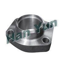 China SAE Stainless Steel Weld Flange HY124-61-8-8~HY128-61-48-48 on sale