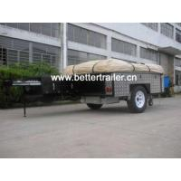 Buy cheap Camping Trailer camping trailer from wholesalers