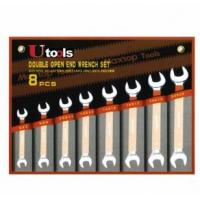 Buy cheap Double open end wrench set 160485 from wholesalers