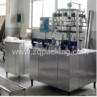 Buy cheap Balanced Pressure Filling Machine for Low capacity coke drink filling , from wholesalers