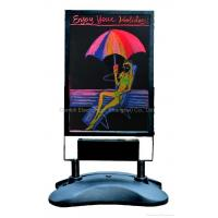Buy cheap Double Sided Outdoor use LED Writing Board from wholesalers