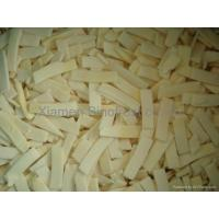 Buy cheap IQF bamboo shoots,strips/slices ,Frozen bamboo shoots strips/slices from wholesalers