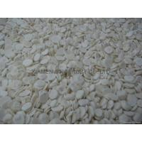 Buy cheap IQF sliced water chestnuts,IQF diced water chestnuts product