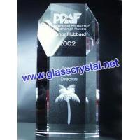 Buy cheap Crystal Awards&Trophies H5508 from wholesalers