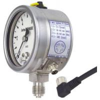 Buy cheap Mechatronic pressure gauges now also in filled and hermetically sealed versions from wholesalers