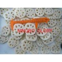 Buy cheap Frozen foods Frozen Lotus Root slices from wholesalers