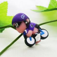 Buy cheap KEY CHAINS Bicycle doll key chain Products No.HF0305001NameBicycle doll key chain from wholesalers