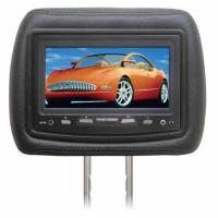 Buy cheap SUNVISOR MONITOR 7 inch Headrest Monitor With Pillow from wholesalers