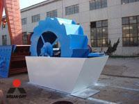 Buy cheap Vertical roller mill Sand Washing Machine Sand Washing Machine from Wholesalers