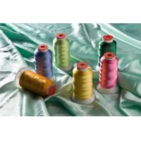 Buy cheap Polyester Embroidery Thread 120D/2 With 500TPM from wholesalers
