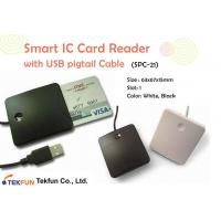 China SPC-21: Smart IC Card Reader with USB pigtail Cable on sale