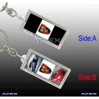 Buy cheap Solar Keychain AK047 (two sides blinking) from wholesalers