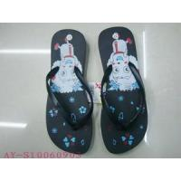 Buy cheap Stock beach slipper the best quality and price in yiwu market from wholesalers