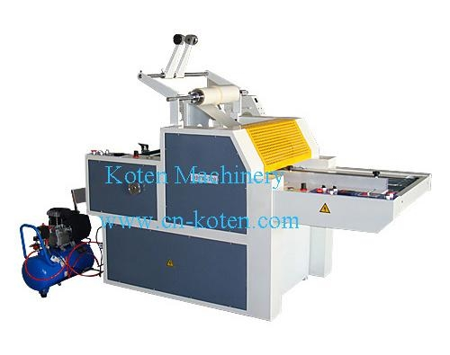 Buy cheap Semi-Automatic Thermal Laminating Machine from wholesalers