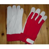 Buy cheap Leather gloves LC01 product