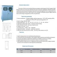TBBW intelligent reactive power compensation series devices