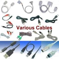 Buy cheap NETWORKING CABLES USB cable,Mini USB cable,Data cables from wholesalers