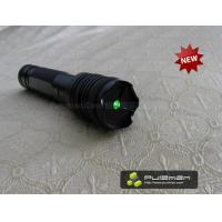 Buy cheap Green Laser Pointer F4-3FlashingandAdjustableFocusGreenLaserFla… F4-3 Flashing and Adjustable Focus Green Laser Flashlight 50mW~200mW from wholesalers