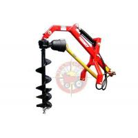Buy cheap Hydraulic Post Hole Digger from wholesalers