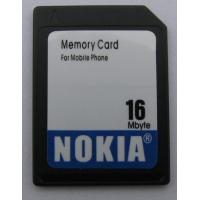 Buy cheap 16MB 16MB MultiMedia MMC card NOKIA 16MB MultiMedia MMC card NOKIA product