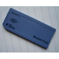 Buy cheap Memory Stick Card 16MB Memory Stick SONY 16MB Memory Stick SONY product
