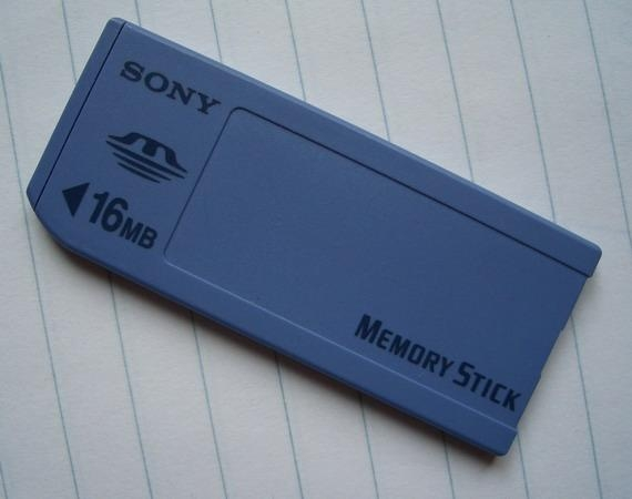 Quality Memory Stick Card 16MB Memory Stick SONY 16MB Memory Stick SONY for sale
