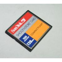 Buy cheap Compact Flash Card 128MB CompactFlash CF Card SanDisk 128MB CompactFlash CF Card SanDisk from wholesalers