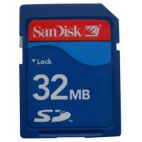 Buy cheap Secure digital card 32MB Secure Digital SD Card SanDisk 32MB Secure Digital SD Card SanDisk product