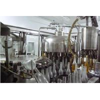 Buy cheap Glass Bottle  Rinser Filler Capper (ROPP Caps) from wholesalers