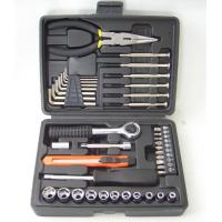 Buy cheap Mechanism and Electrons 40pcs tool kit from wholesalers