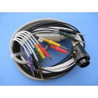 Buy cheap Anesial ventilator Accssories Berry P/N:BR-L-054Sensor Product Type:KANZ One-Piece Series EKG cable with leads from wholesalers