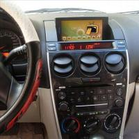 Buy cheap Mazda 6 Mazda 6 Embedded LCD Monitor with GPS from wholesalers