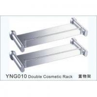 Buy cheap Double Cosmetic Rack from wholesalers