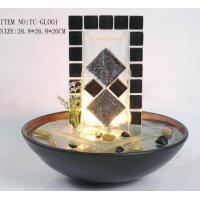 Buy cheap Glass FountainGlass Fountain | TC-GL from wholesalers