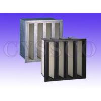 Buy cheap HEPA Filter HVMini-pleatedHEPAFilter from wholesalers