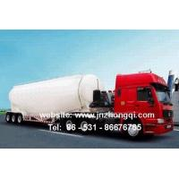 Buy cheap Complete vehicle Bulk cement tank semi-trailer from wholesalers
