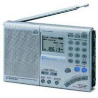 Buy cheap Sony ICF 7600GR  Latest World Band Receiver with 100 memory scan presets from wholesalers