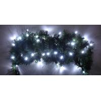 Buy cheap LED outdoor CONNECTABLE rubber cable GARLAND lights from wholesalers