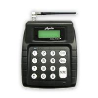 Buy cheap VP101 Voice pager Desktop Pocsag Transmitter TE510A series product