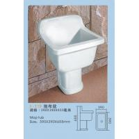 Buy cheap Bathroom Accessories sanitary ware products series-Bathroom Accessories-E-319 Mop tub from wholesalers
