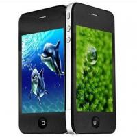 Buy cheap W360 dual sim cards dual standby mobile phone Wi-Fi JAVA 2.0 with Metal Body 3.5 inch touch screen product