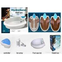 Buy cheap foot detox machine with basin from wholesalers