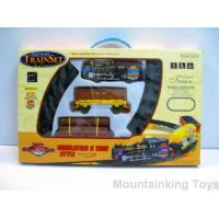 Buy cheap TRAIN TRACK SET B/O RAILWAY TRACK SET MUSIC LIGHT LM65652 from wholesalers