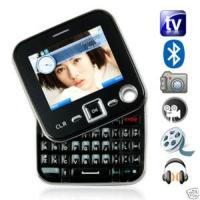 Mobile Phone Name:QWERTY Keyboard Fashion TV mobile phone
